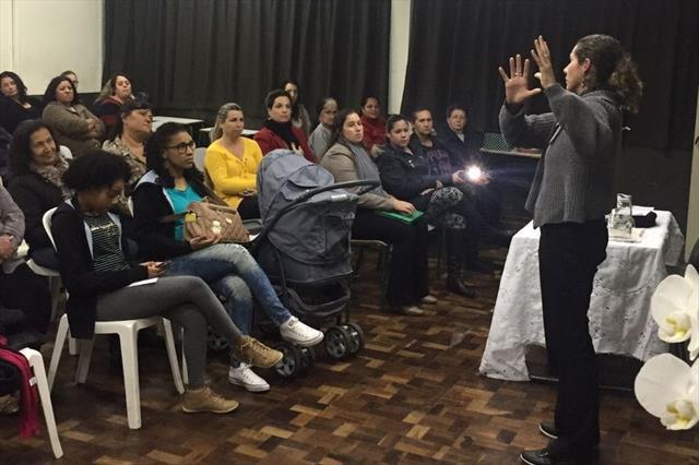 Semana do Dia das Mães foi marcado por encontro de mulheres em Santa Felicidade