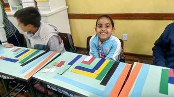 Quinzena da Matemática na Escola Municipal Madre A