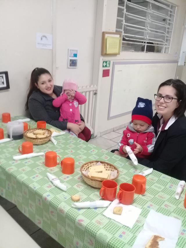 café da manhã dia das mães 2017