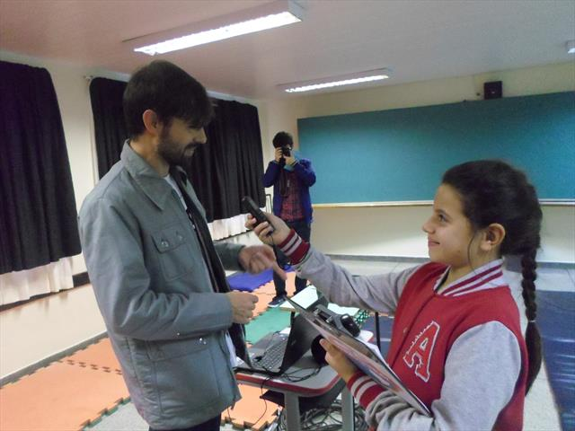 11º Mostra de Cinema e Direitos Humanos na escola