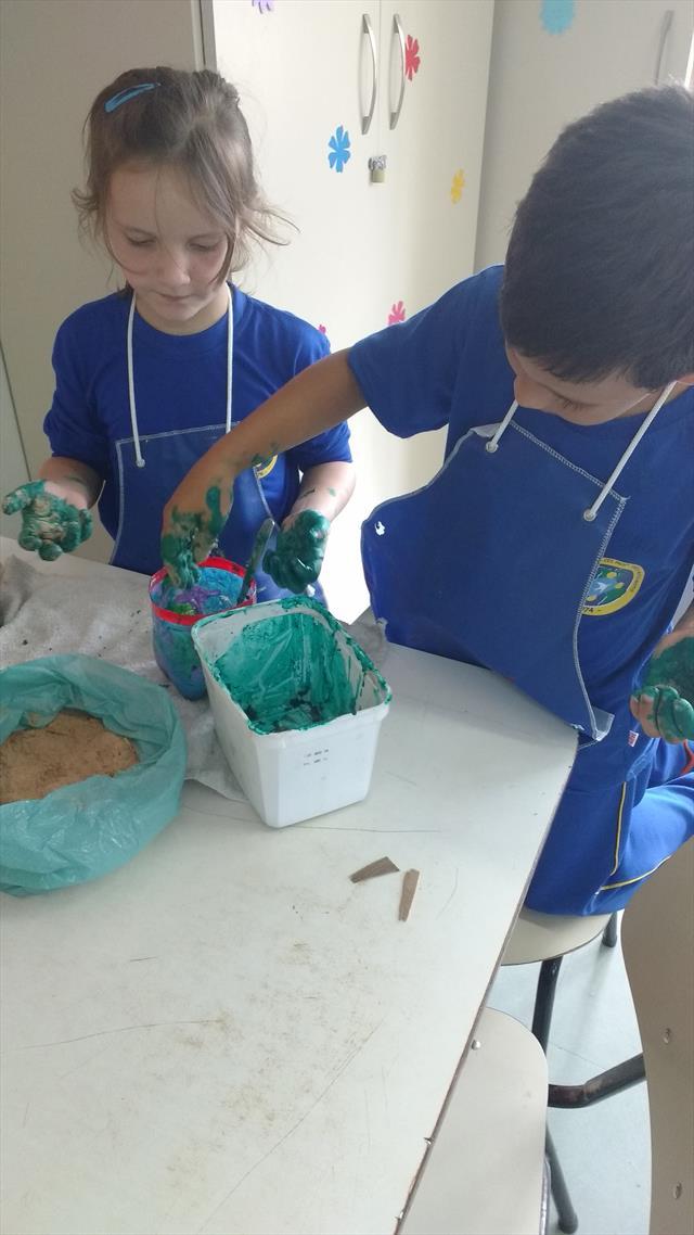 Atividades Educação Ambiental - Josieli 2017