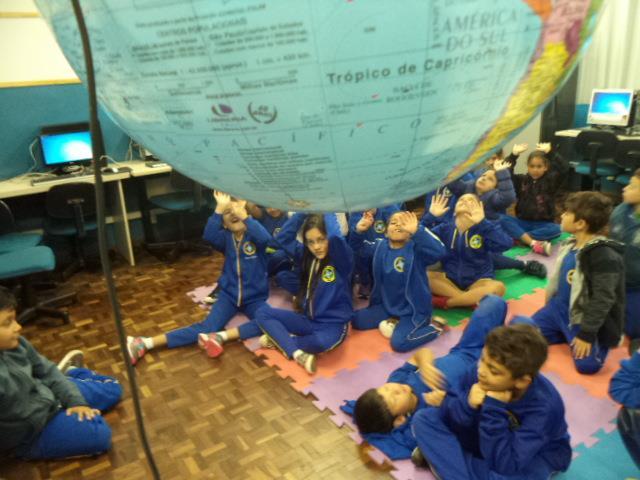 Práticas de Ciência e Tecnologias 4º anos - Profª Solange