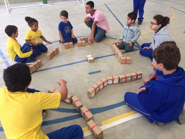 Integração Classe Especial Educação Infantil