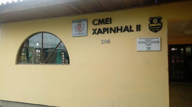 Reforma do CMEI Xapinhal II !