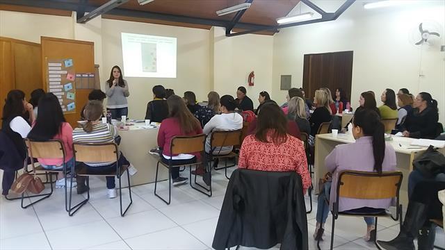 Formação em Língua Portuguesa e Matemática para os