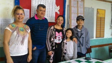 Dia da família na escola 2