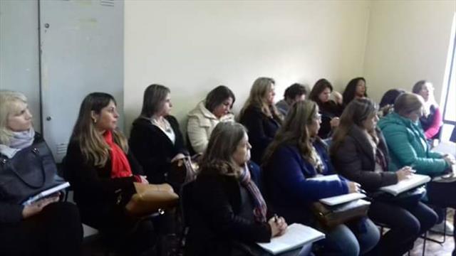 Encontro com pedagogas e articuladoras da Educação Integral