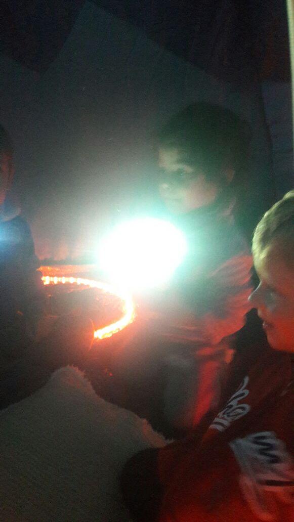 Mesa de luz no Quielse
