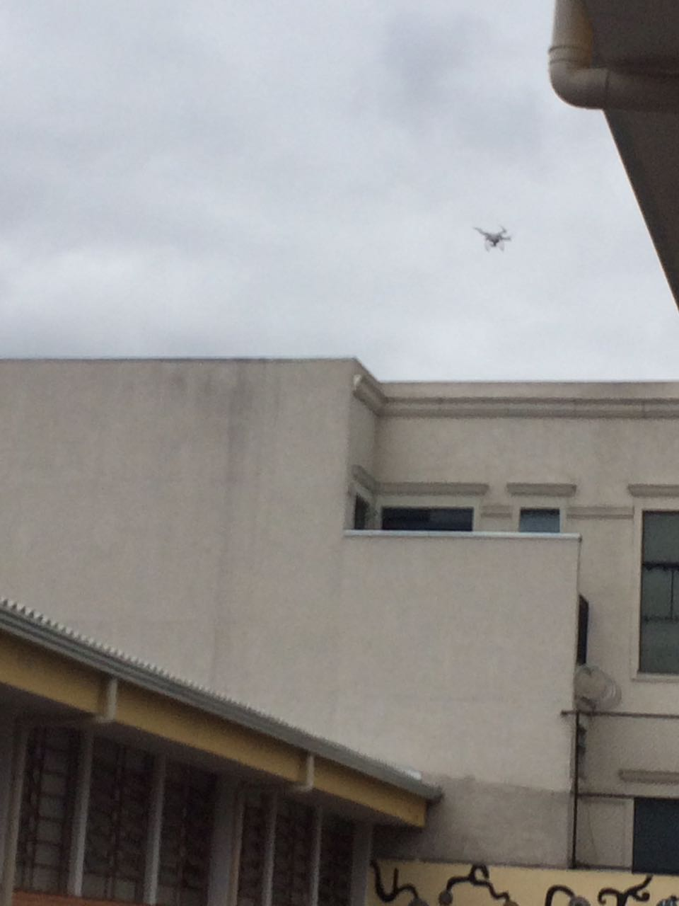 Geografia Drone
