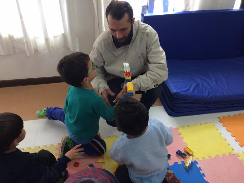 Integração com as famílias 1