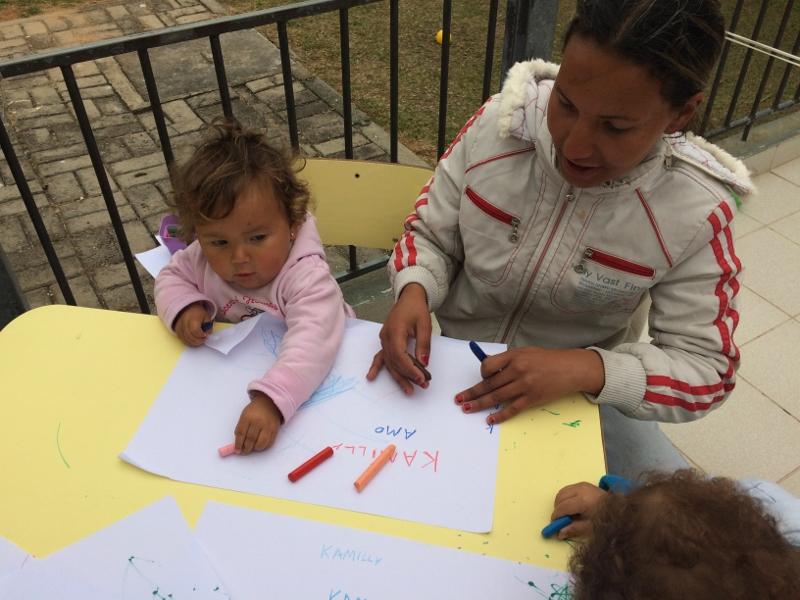 Integração com as famílias 2