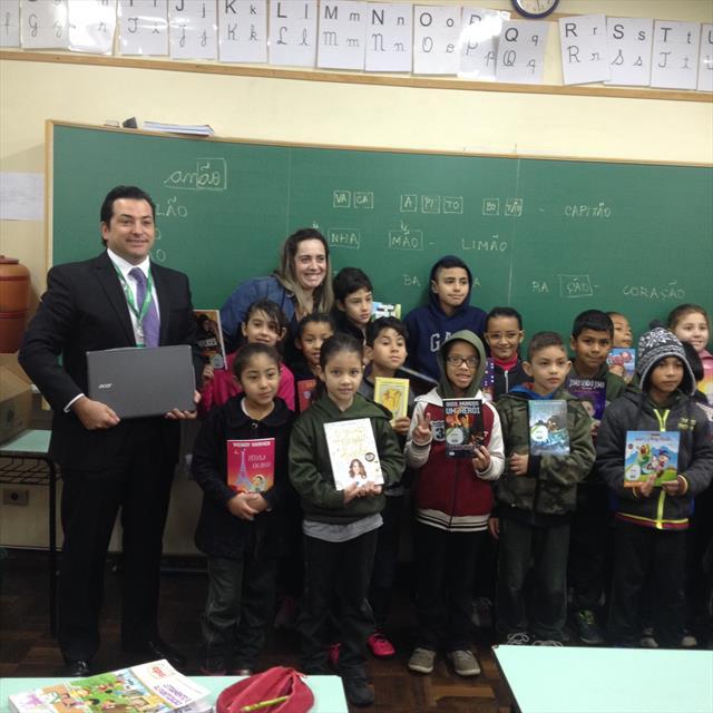 Projeto Cooperando com a Educação