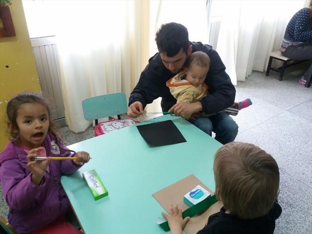 Integração com as famílias 3