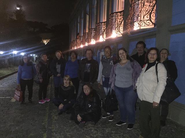 Proposta Cultural Programa Linhas do Conhecimento para EJA E.M. Professor Brandão