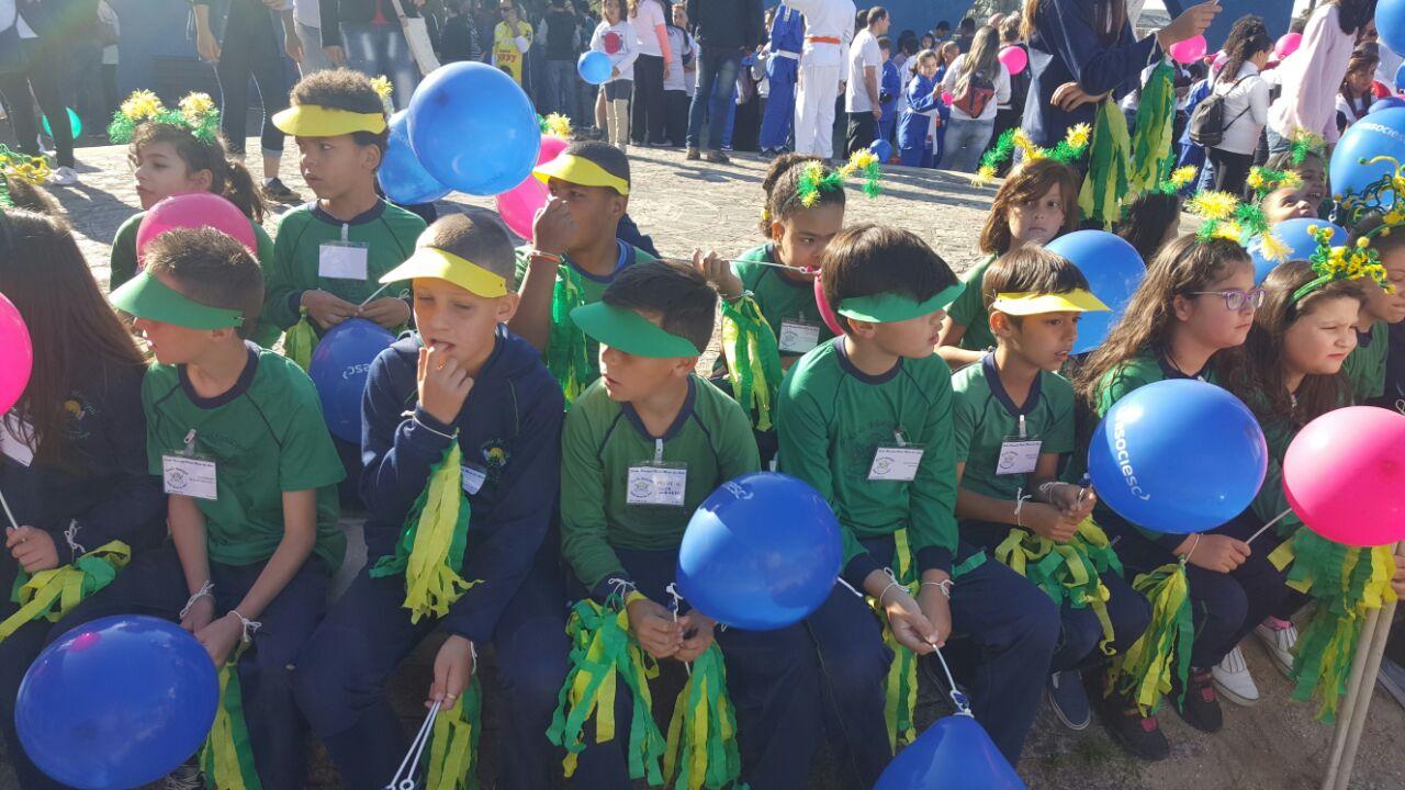 "XVIII Desfile Cívico Militar ""Vale do Pinhão"""