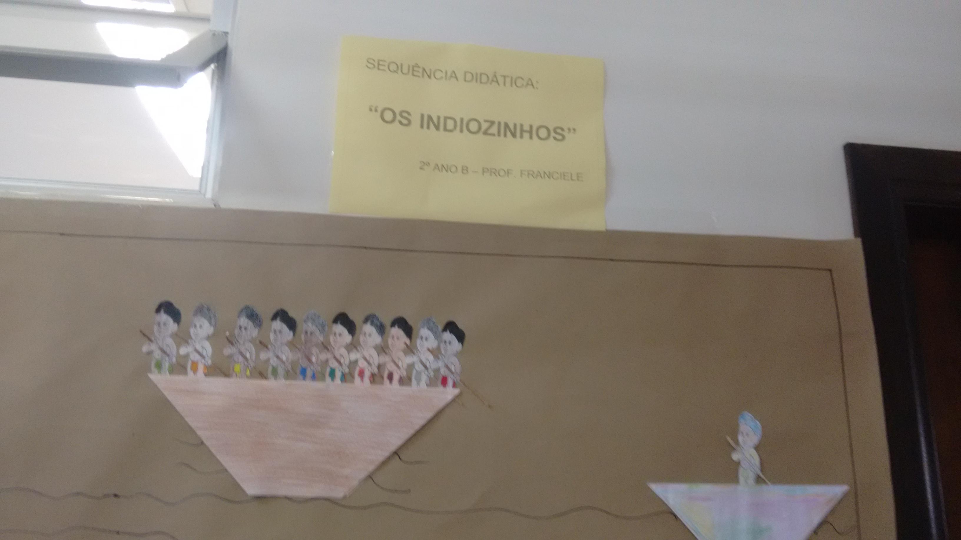 Dez Indiozinhos, construindo o significado dos números naturais - ProfºFranciele