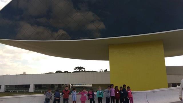 Visita ao museu Pré 2