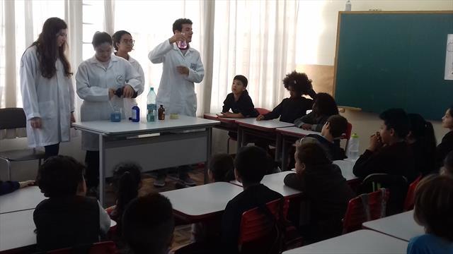 Cientistas na Escola
