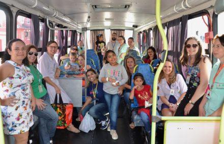 Programa de Escolarização Hospitalar e Linhas do C