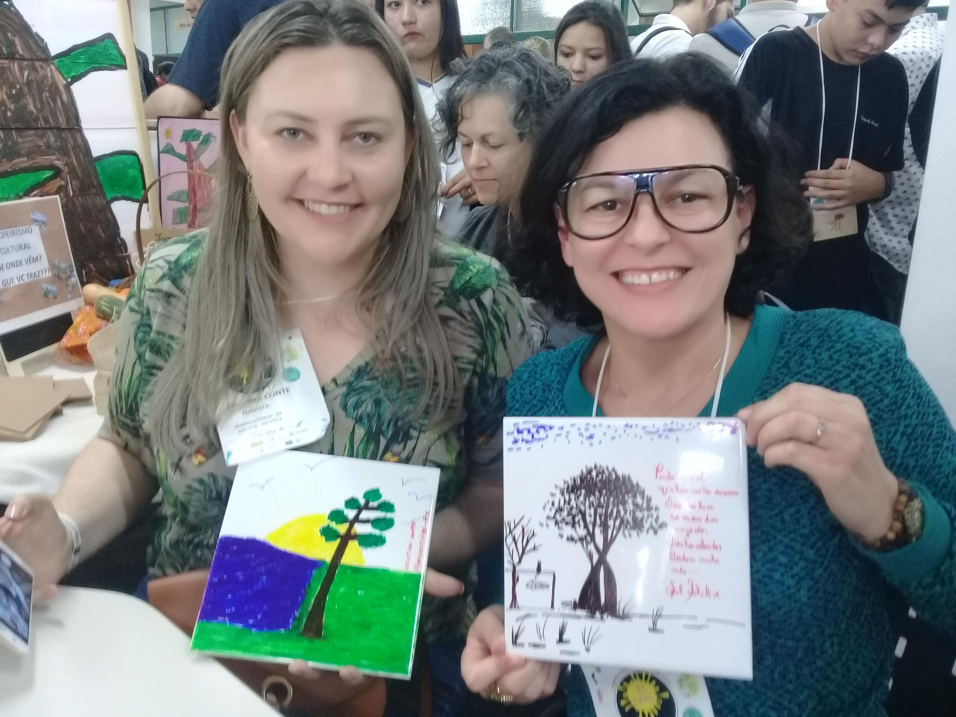 CMEI Vila Osteranck participa de encontro internacional