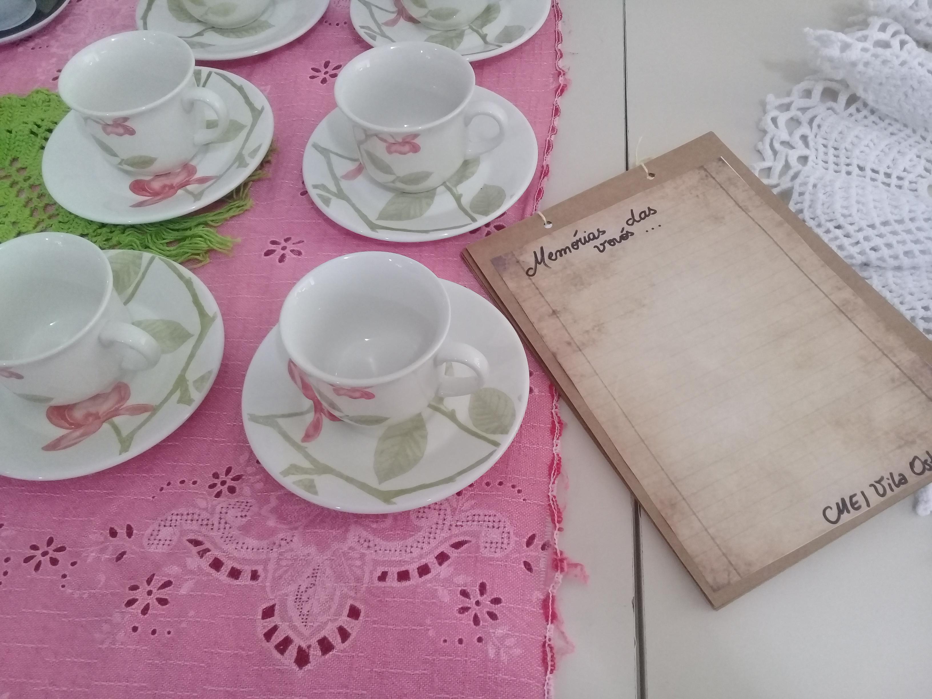 Chá das Vovós