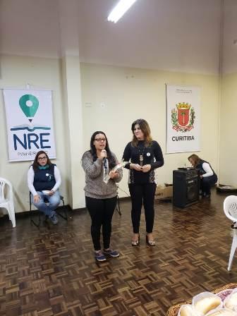 Dia dos Professores NRE Pinheirinho