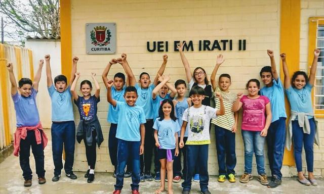 Estudantes participam da maior Olimpíada Estudantil Brasileira