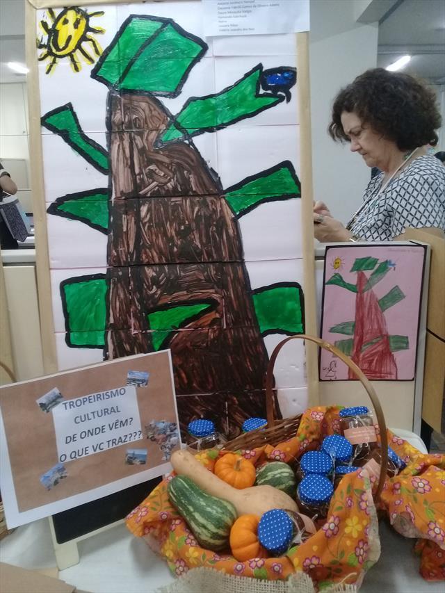 CMEI Vila Osteranck participa de encontro internac