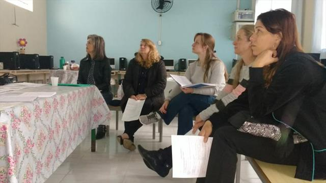 Formação continuada para Escolas que ofertam Educação Infantil