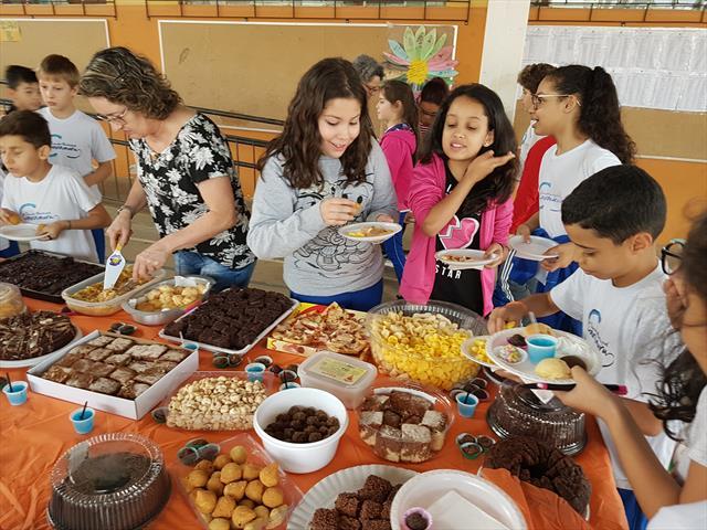 Atividades especiais para o dia das crianças