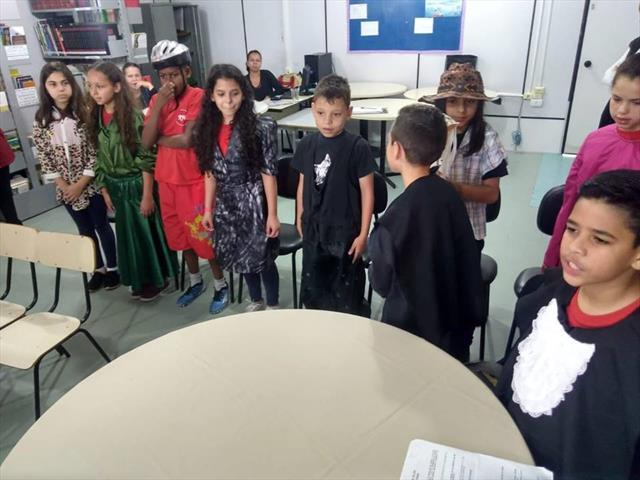 Escola Justiça Projeto