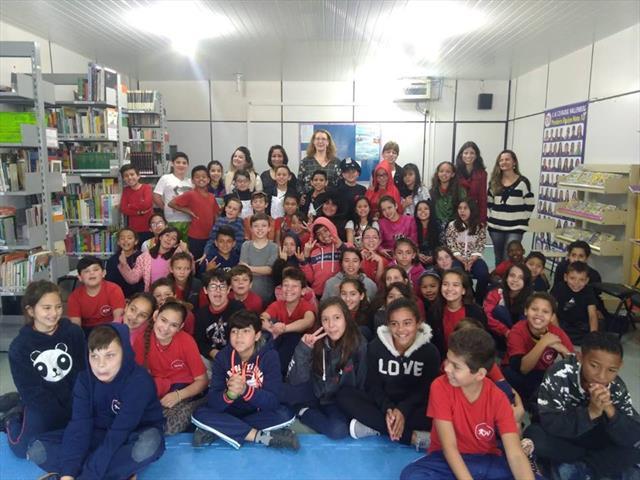 Projeto Justiça se aprende na Escola