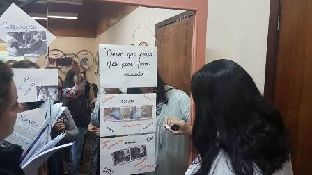 REFLETINDO E COMPARTILHANDO PRÁTICAS 1