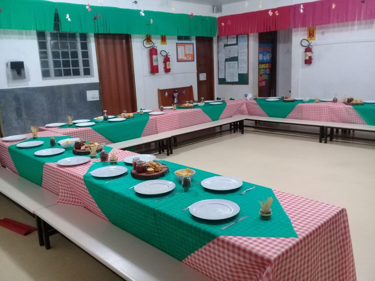 Jantar dos professores