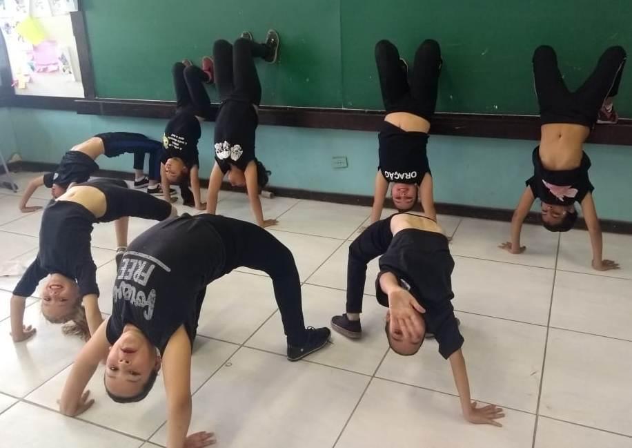 apresentação de educação fisica