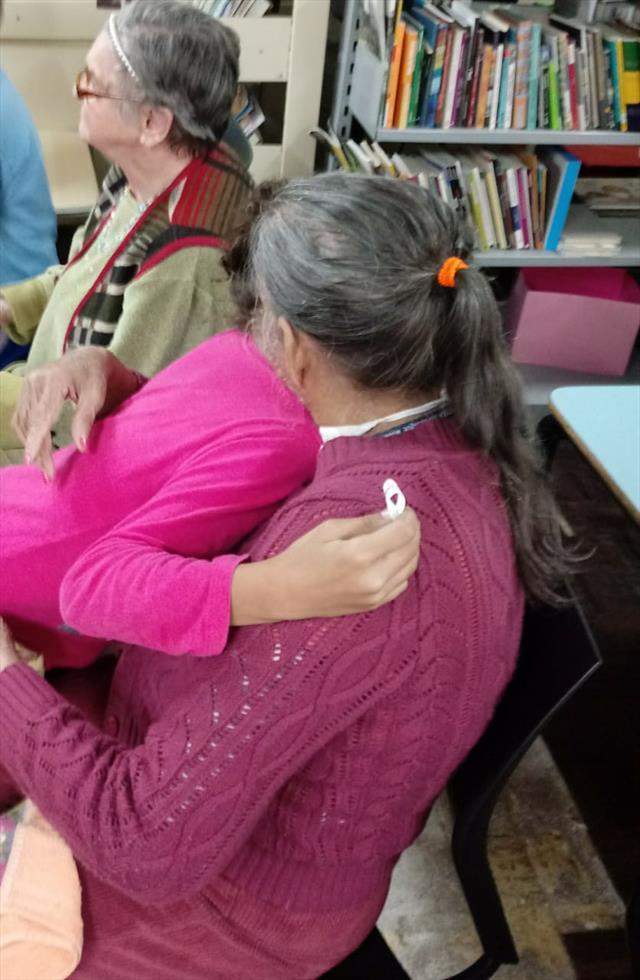 Direitos do idoso: Um momento de conhecimento e reflexão...