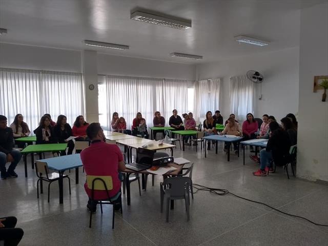 Reunião de Avaliação dos Parametros Indicadores de Qualidade
