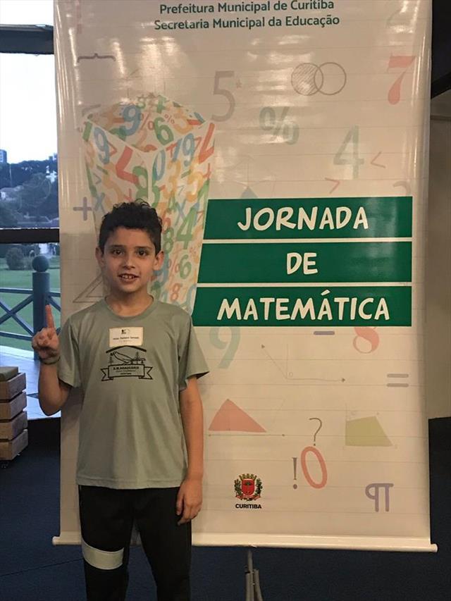 premiação Jornada da Matemática