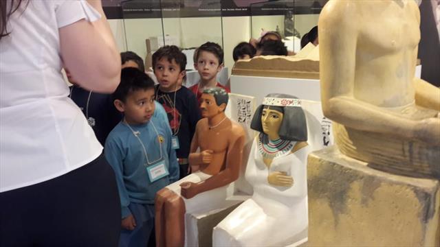 Fotos do museu