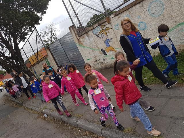 Ações de transição da Educação Infantil para o Ensino Fundamental