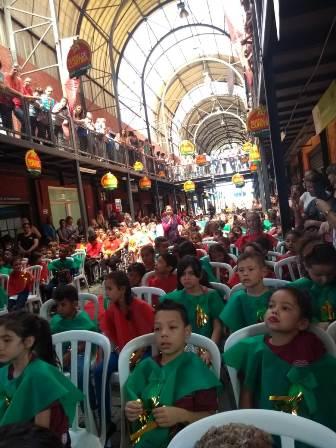 Natal de Curitiba - Luz dos Pinhais Regional do Pinheirinho