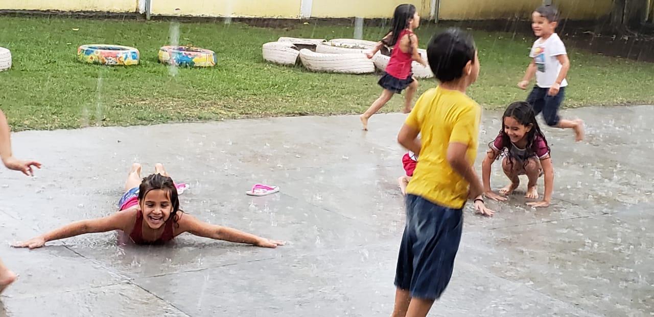 Sentido da Educação Infantil