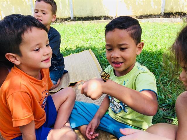 Qual é o sentido da Educação Infantil na vida de nossas crianças?