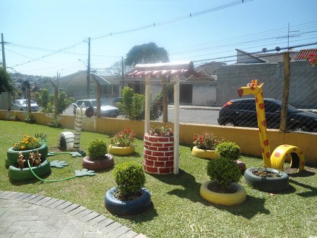 Revitalização do espaço externo do CMEI Campo Alto