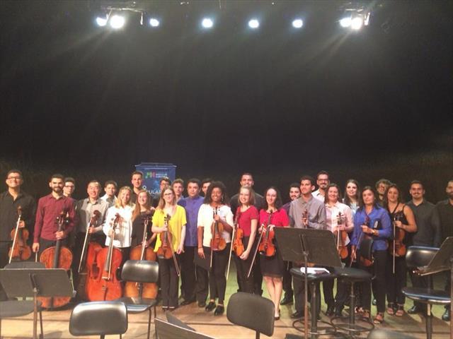 Profissionais da Educação participam da 35º Oficina de Música de Curitiba