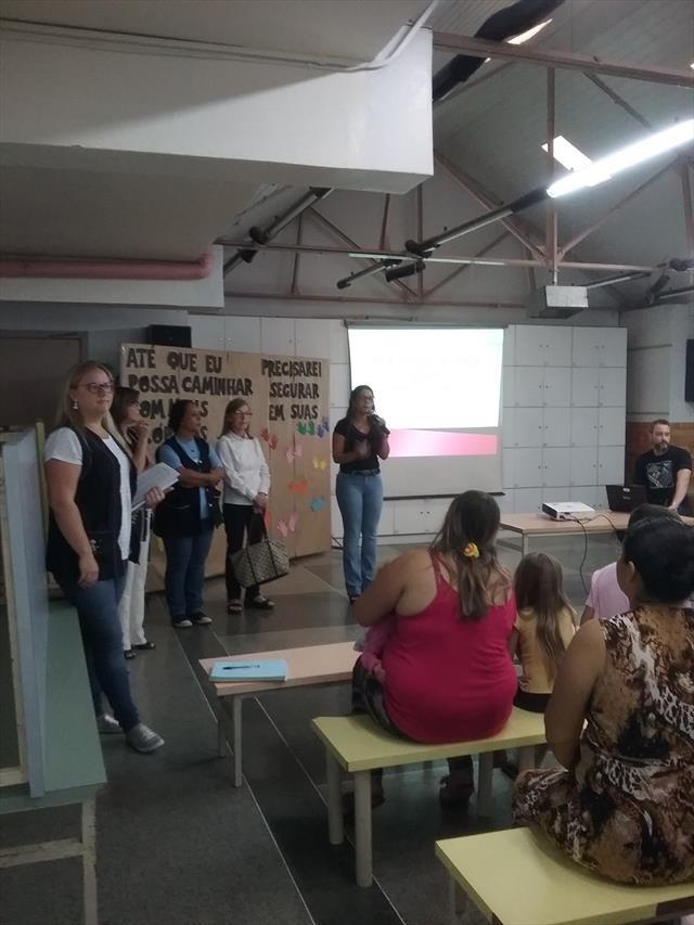 Lamartine dá as boas vindas as famílias para o ano letivo de 2018