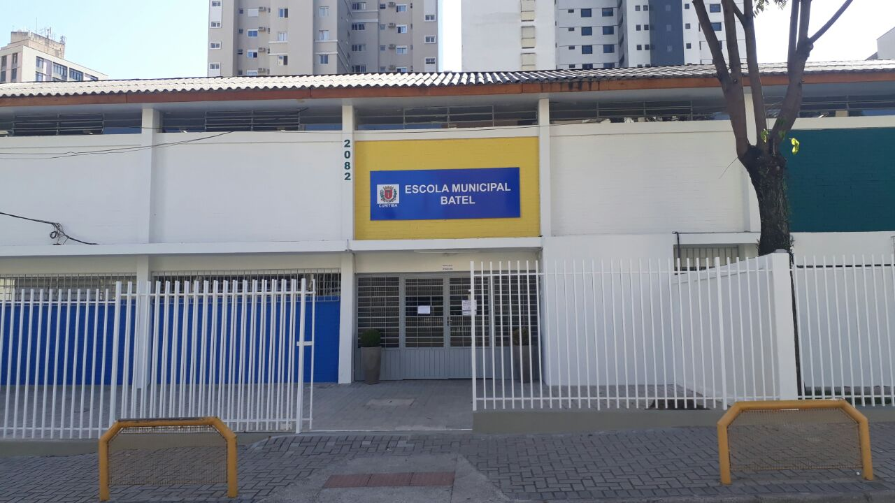 Fachada Escola Batel 2