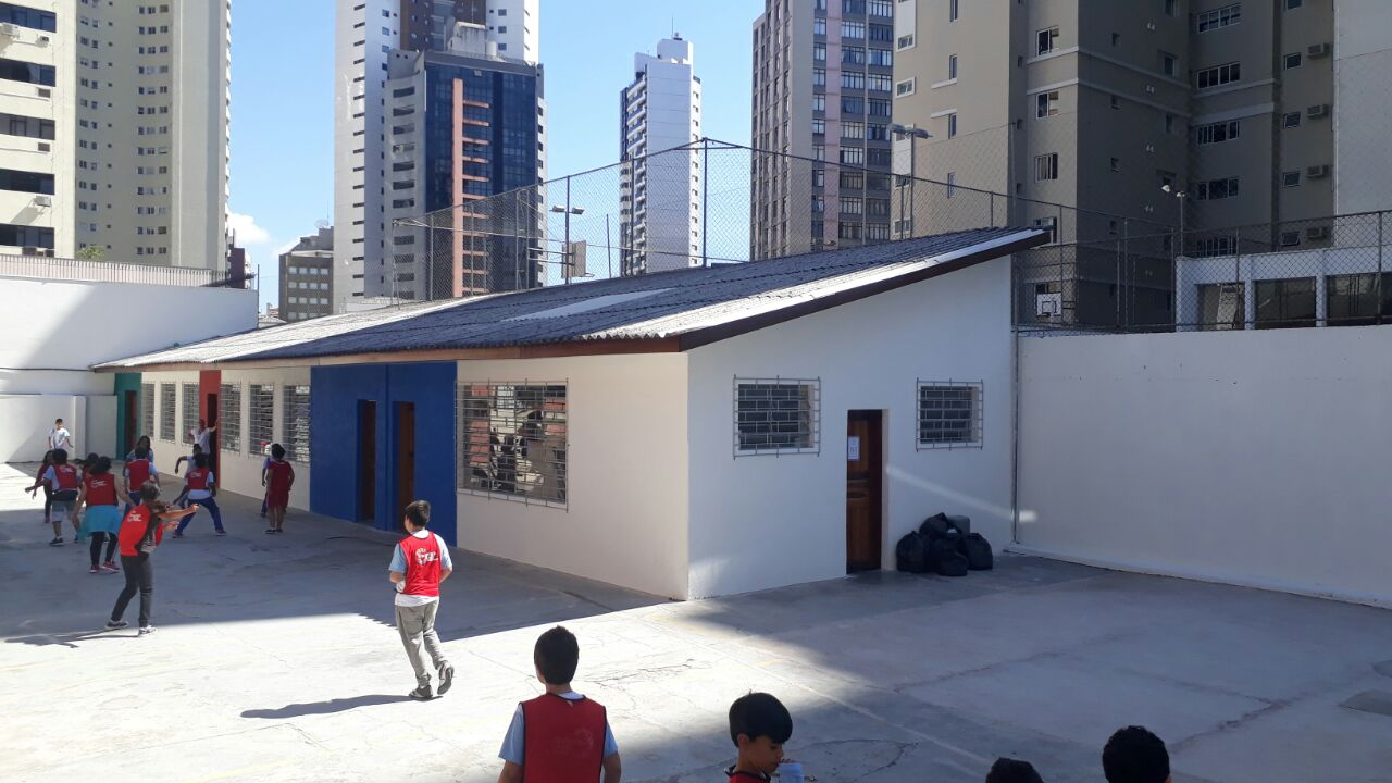 Espaços Escola Municipal Batel