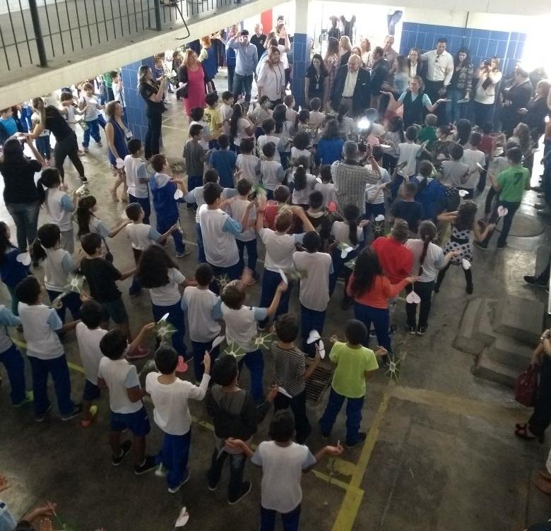 Inauguração CDP