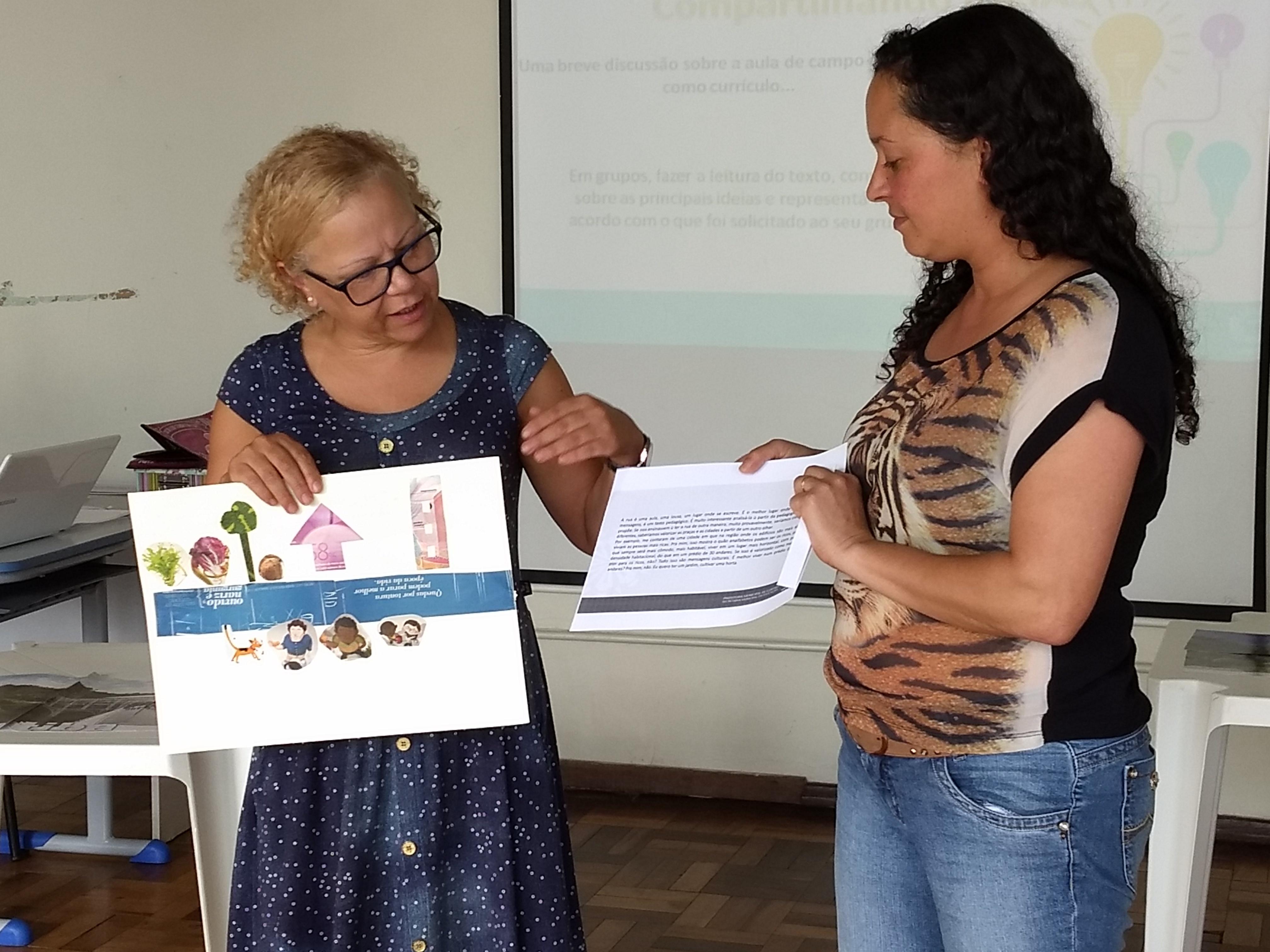 Formação do Programa Linhas do Conhecimento
